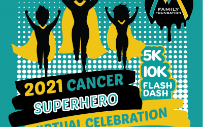 A Note of Thanks: 2020 Virtual Cancer Superhero A Great Success