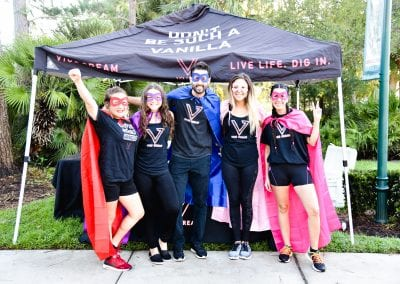 Cancer Superhero Fighters